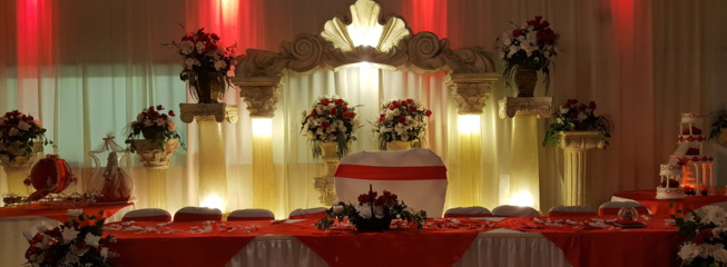 Wedding Reception Venue Banquet Hall Catering And